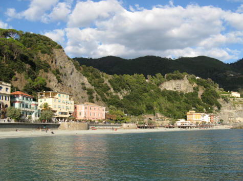 New Town in Monterosso al Mare