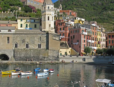 Italian Riviera Travel Guide