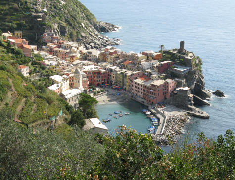 Vernazza Liguria