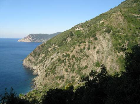 Weather on the Italian Riviera